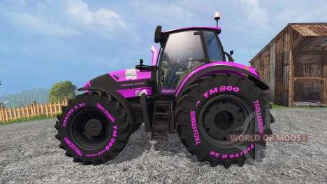 Deutz-Fahr Agrotron 7250 hello kitty pour Farming Simulator 2015