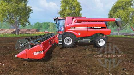 Case IH Axial Flow 7130 [fixed] v2.0 für Farming Simulator 2015