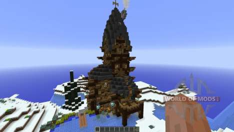 KevinKools Lake House pour Minecraft