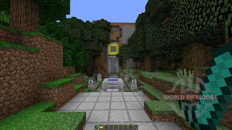 The Temple of Notch pour Minecraft