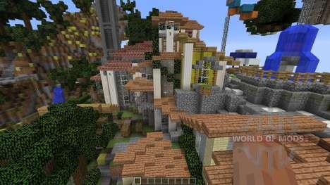 Zah Saint Lucca für Minecraft