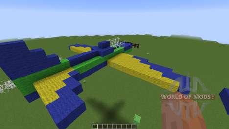 Brazilian Smoke Squadron T27 pour Minecraft