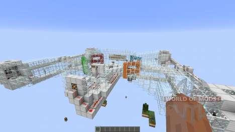 Skyblock by swipeshot pour Minecraft