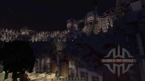 Arale De Smektra: PvP Arena für Minecraft