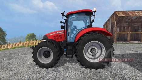 Case IH Maxxum 140 v3.0 pour Farming Simulator 2015