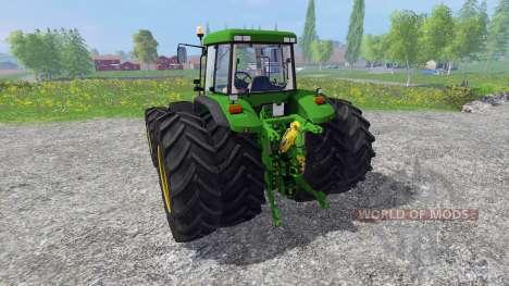 John Deere 7810 pour Farming Simulator 2015