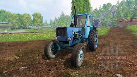 YUMZ-6L [blau] für Farming Simulator 2015