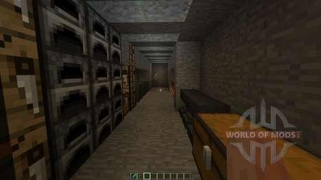 Hidden Shelter für Minecraft