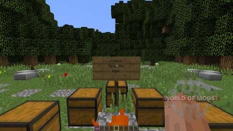 Forest pour Minecraft