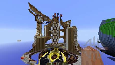 Rollerquester The Kingdom of Arkade pour Minecraft