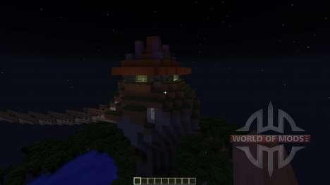 Wizard Village für Minecraft