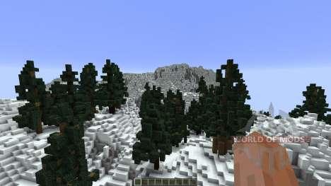 The Ridge pour Minecraft
