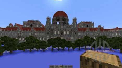 Ceretien Palace für Minecraft