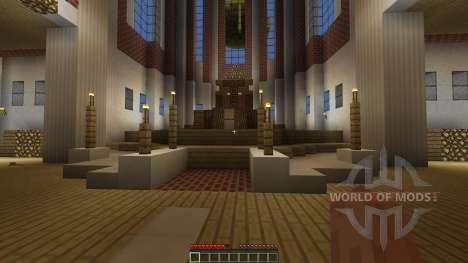 Traditional Synagogue für Minecraft