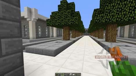 Large City für Minecraft