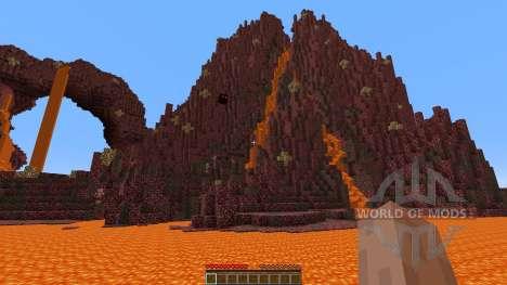 The new nether für Minecraft