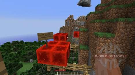 EPIC Jump Parkour pour Minecraft