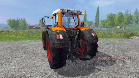 Fendt 936 Vario v2-Dienstprogramm.0 für Farming Simulator 2015