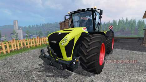 CLAAS Xerion 4500 v2.0 pour Farming Simulator 2015