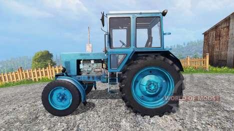 MTZ-80 v1.15 für Farming Simulator 2015