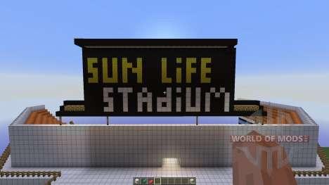 WWE WrestleMania 29 Arena für Minecraft
