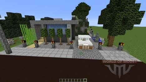 Ikehorn für Minecraft