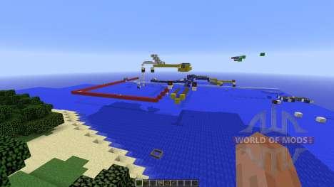Boat Arrow Puzzle pour Minecraft