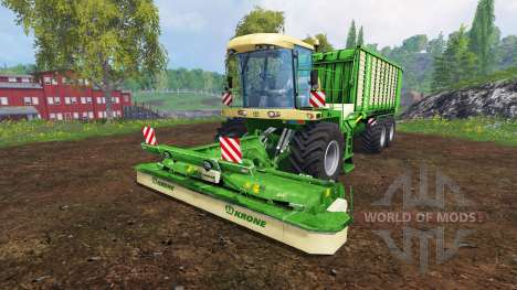 Krone BIG L500 Prototype v1.9 für Farming Simulator 2015