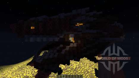 Smaug The Hobbit pour Minecraft