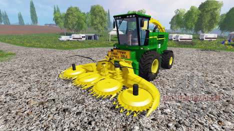 John Deere 7180 für Farming Simulator 2015