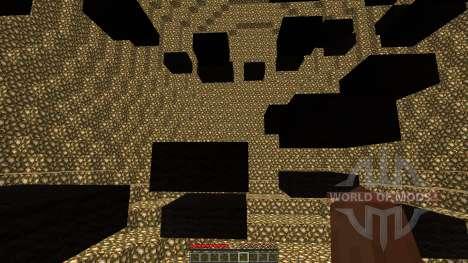 Parkor pour Minecraft