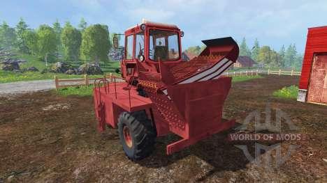 RKS-4 v1.1 pour Farming Simulator 2015