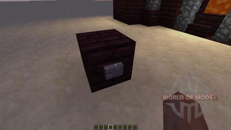 Hidden Nether Portal für Minecraft