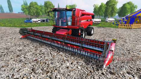 Case IH Axial Flow 7130 v1.3 pour Farming Simulator 2015