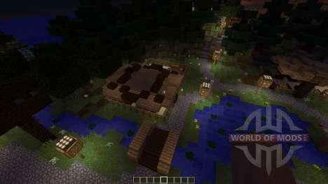 Kamiya island complex pour Minecraft