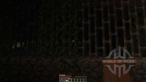 HAUNTED PRISON für Minecraft