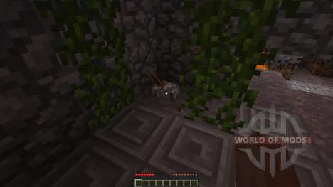 Pumpkin Wizard Boss Fight für Minecraft