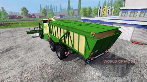 Krone Big X 650 Cargo v4.0 für Farming Simulator 2015