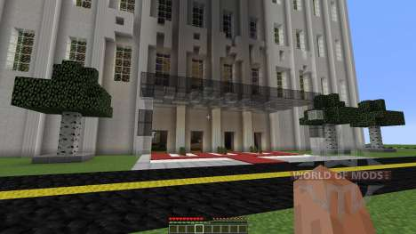 Phantom White Hotel für Minecraft