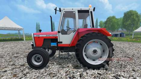 Massey Ferguson 698 [edit] für Farming Simulator 2015