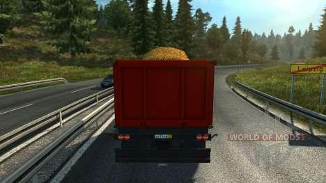 Tandem-KAMAZ für Euro Truck Simulator 2