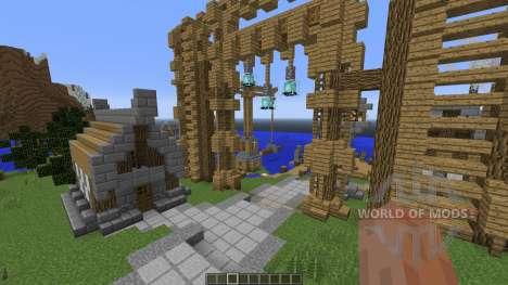 Belgarth (West District) 6 Sub Special für Minecraft