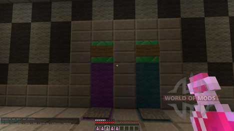 On the Top Funny Minigame pour Minecraft
