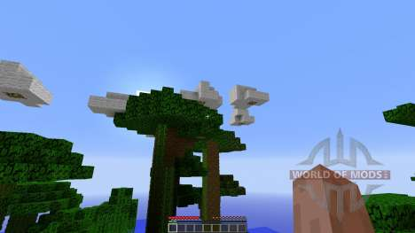 Jump And Jump pour Minecraft