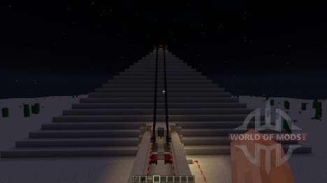 De piramid für Minecraft