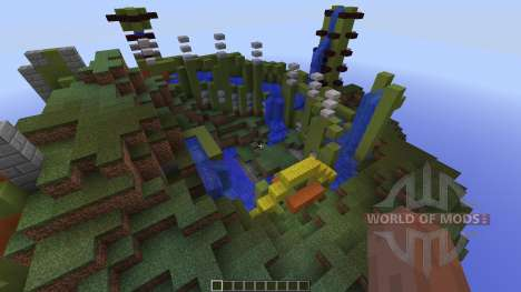 Meridia Heavens Peak pour Minecraft