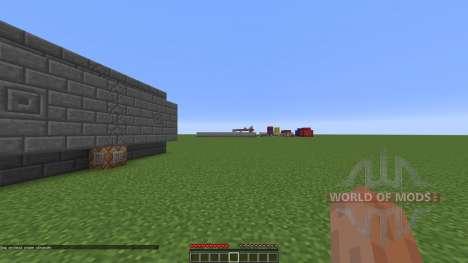 Grenades für Minecraft