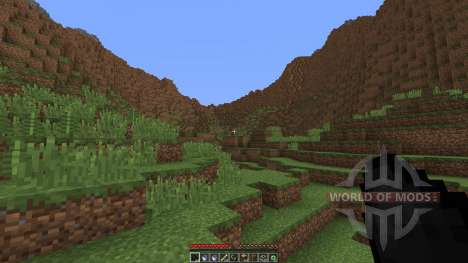 Aizeroth The Land of Uncertainty für Minecraft