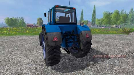 MTZ-82 Biélorusse pour Farming Simulator 2015