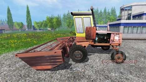 KPS-5G pour Farming Simulator 2015